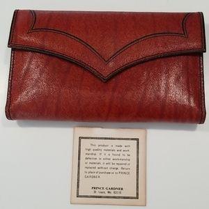 Women's Prince Gardner Cowhide Leather Wallet